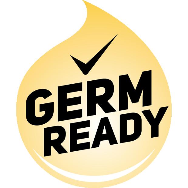 Germ Ready Hand Sanitizer logo